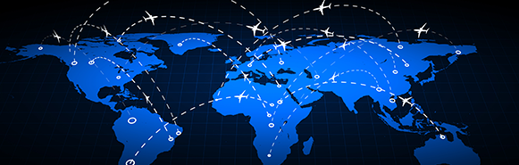 Shipco Air Freight Global Network